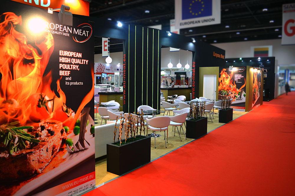 SIAL Middle East | European Meat