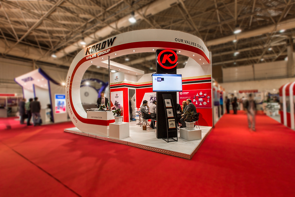 Iran Oil Show | Koflow Valve Group