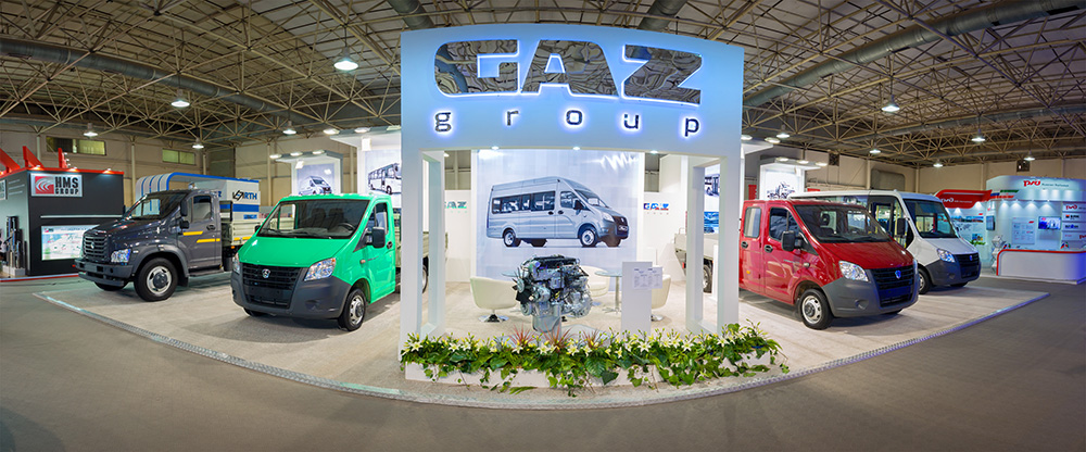 Russia-Iran 2015 | GAZ Group