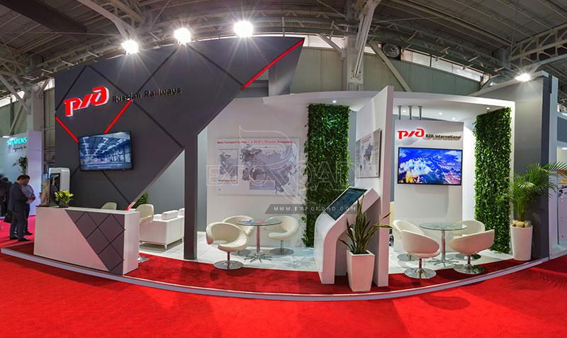 Exhibition Stand Contractors Qatar : Exhibition stand builder contractor in iran tehran