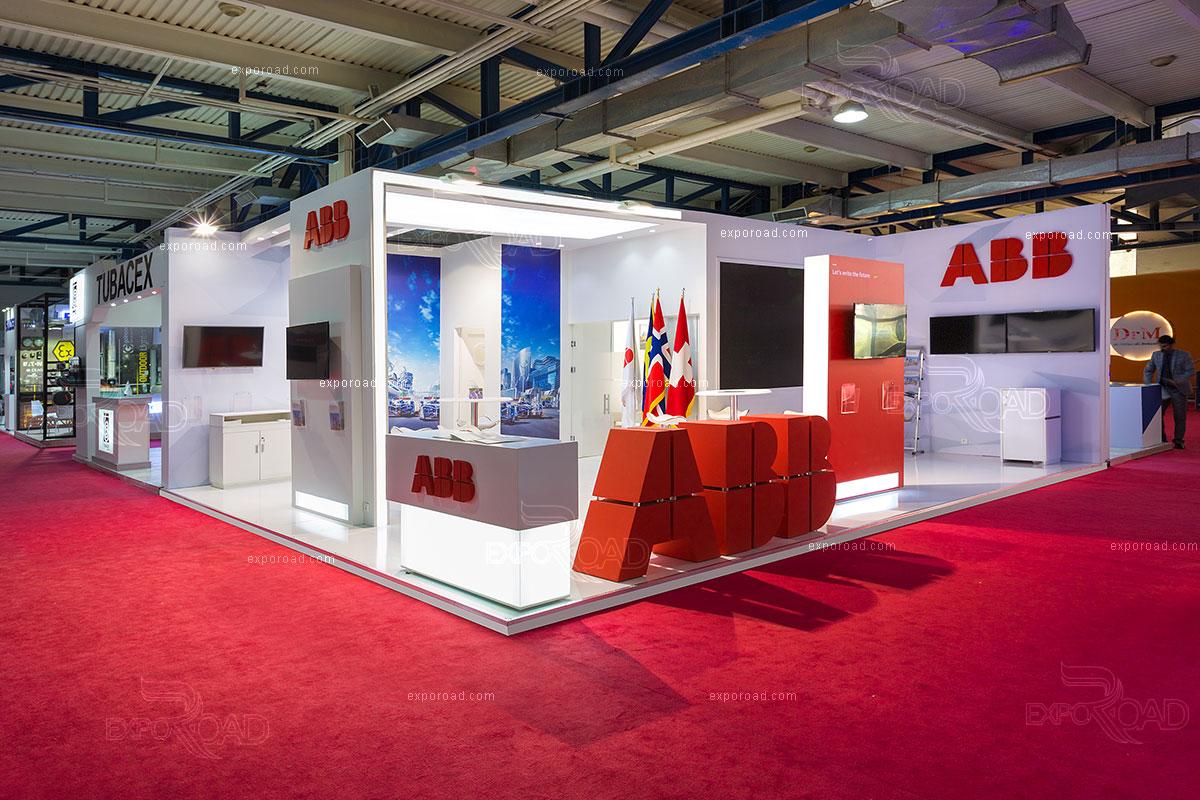 Exhibition stand Builders,Contractors & Design in Germany