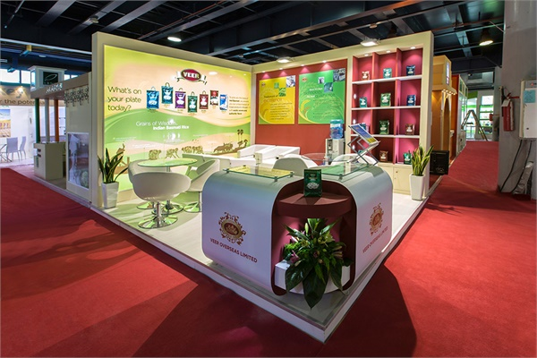 Exhibition Stand Contractors Germany : Exhibition stand design exporoad services