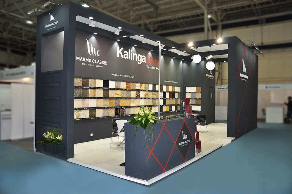 Exhibition Stand Projects : Exhibition stand design exporoad services