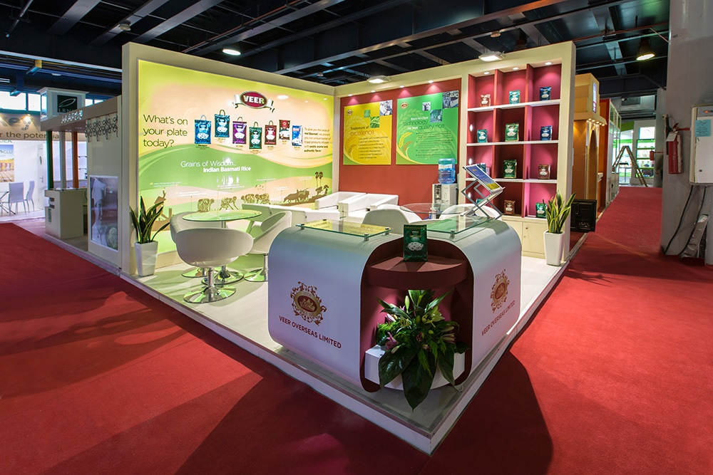 Exhibition Stand Iran : Exhibition stand design exporoad services