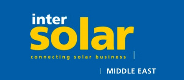 Intersolar 2020: Connecting Solar Business Middle East