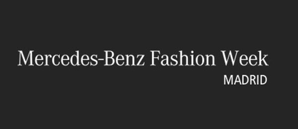 Mercedes-Benz Fashion Week 2020 Spain