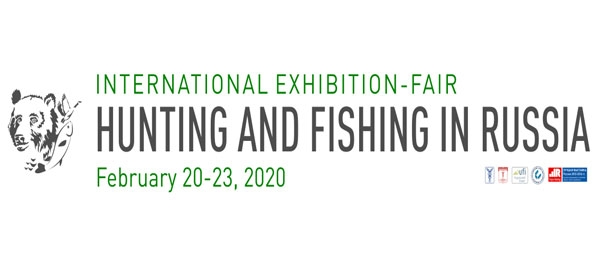 Hunting & Fishing 2020 Moscow, Russia