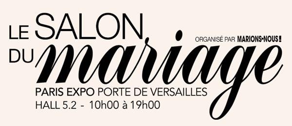 Le Salon Du Mariage 2020 Paris, France