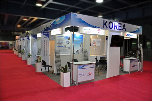 Exhibition Stand Iran : Iran exhibition stand design