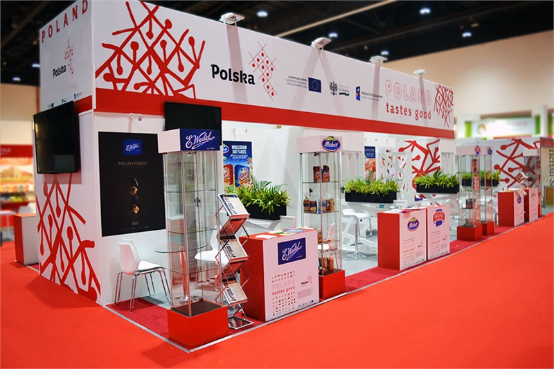 Exhibition Stand Builders Poland : Exhibition stand design contractor builder in dubai