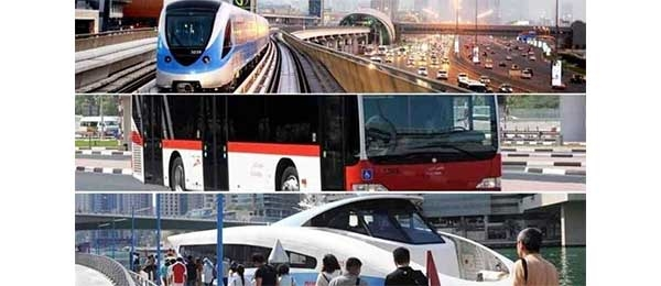 PUBLIC TRANSPORT Dubai