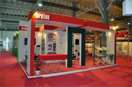 Exhibition Stand Contractor In Iran : Iran exhibition stand design