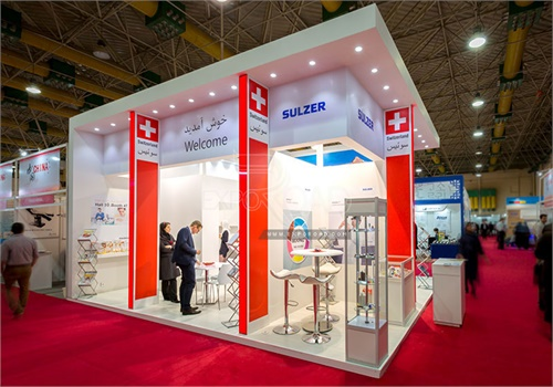 Iran Health | Swiss Mini Pavilion