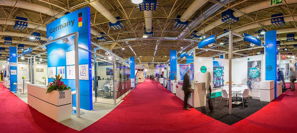 Exhibition Stand Design Uae : Iran oil show tehran