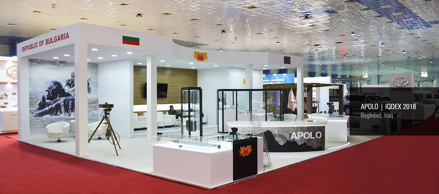 Exhibition Stand Contractor : Exhibition stand builders contractors in uae dubai iran