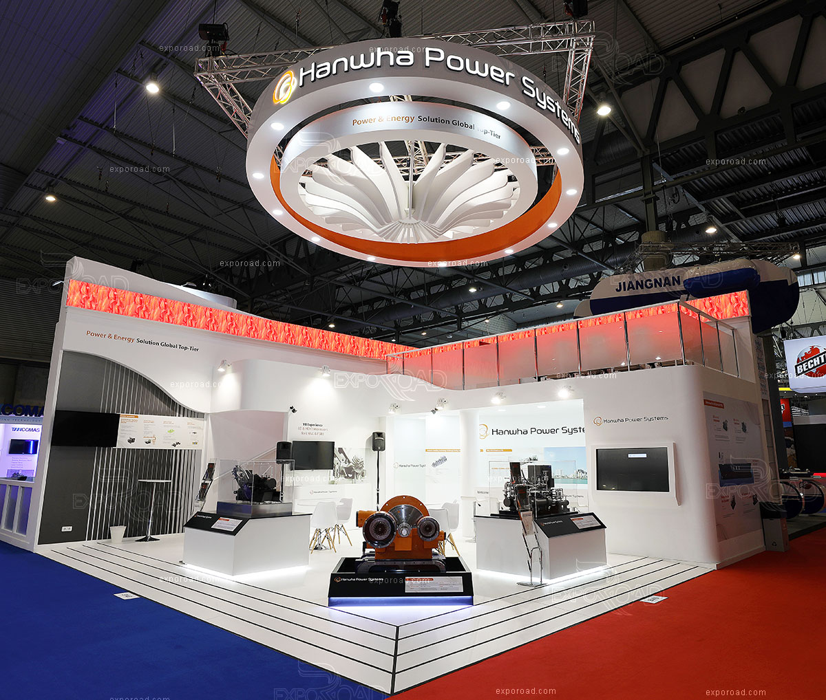 Exhibition Stand Builders Oman : Exhibition stand builders contractors designers in oman muscat