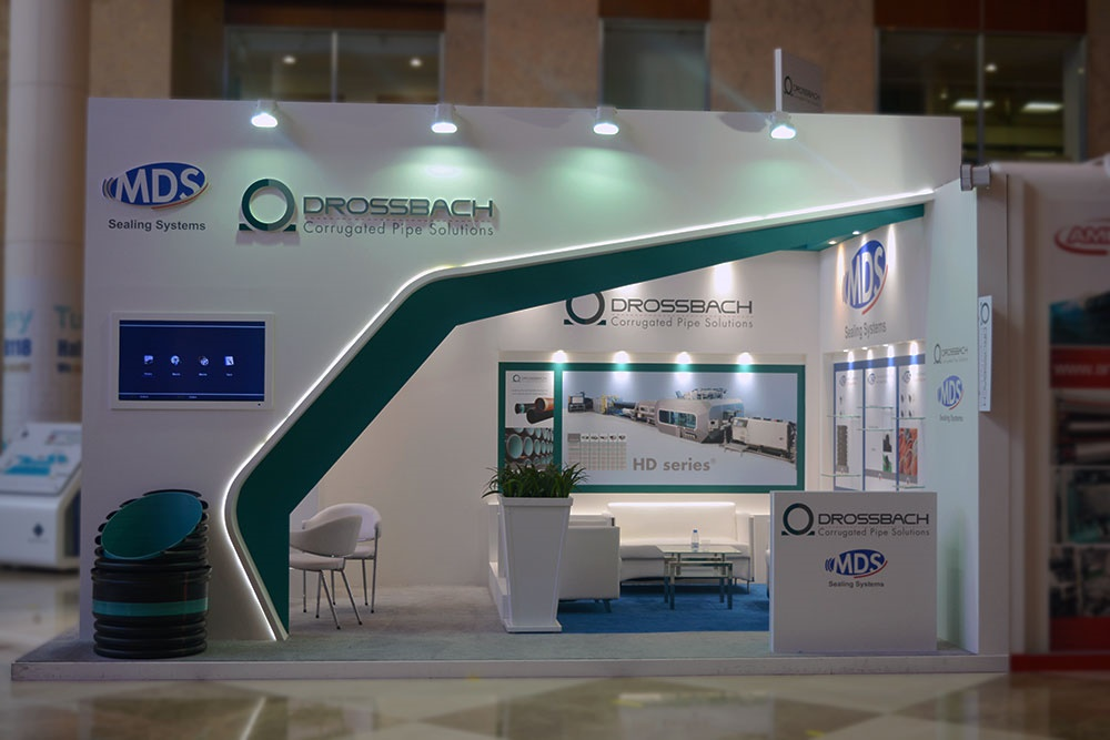 Exhibition Stand Design | EXPOROAD Exhibition Services