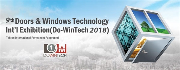 DoorWindTech Exhibition 2019, Tehran,Iran