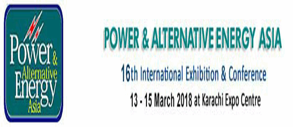 Power & Alternative Energy Asia 2018 The Premier Energy Show in Pakistan