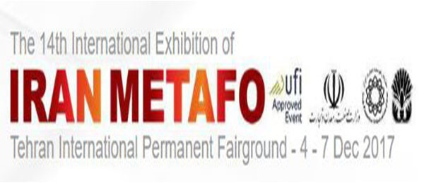 IRAN METAFO 2018,Exhibition of Metallurgy 2018
