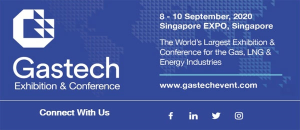 Gastech Exhibition & Conference 2020 Singapore