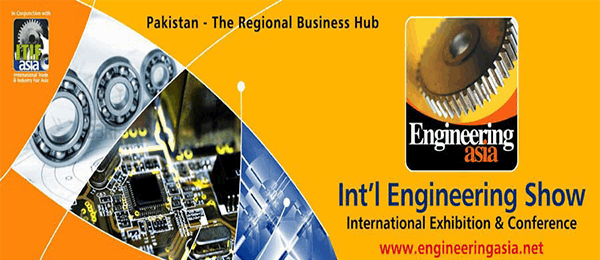 Engineering Asia 2018 Pakistan Int'l Exhibition