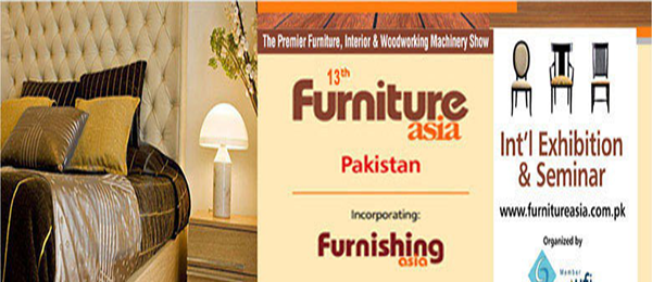 Wood & Furniture Asia 2018 Pakistan Int'l Exhibition